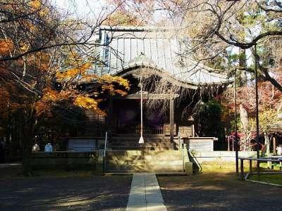 平林寺 半僧坊
