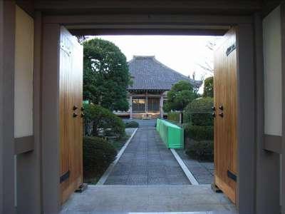 正眼寺(埼玉県川口市)