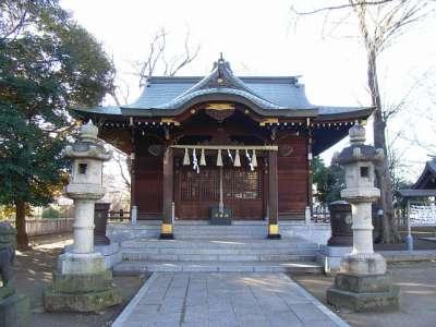 笹目神社(埼玉県戸田市)