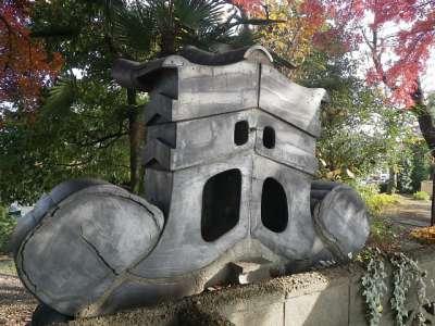 正福寺 2010-11-28 鬼瓦
