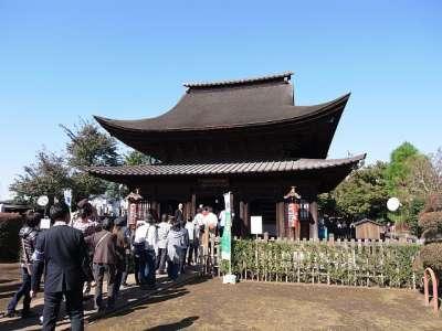 正福寺 2016-11-03 千躰地蔵堂