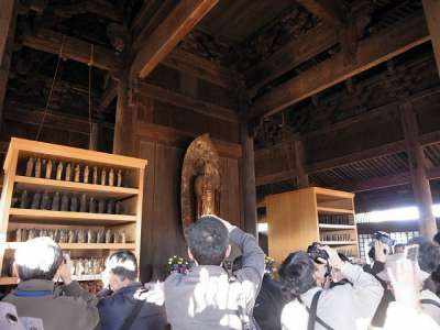 正福寺 2016-11-03 千躰地蔵堂 本尊