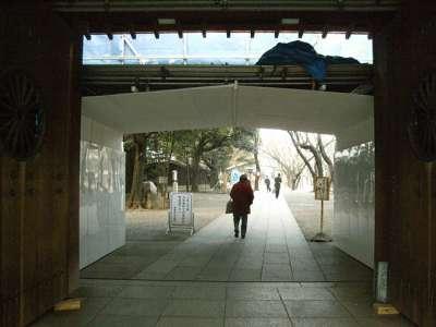 靖国神社(東京都千代田区)