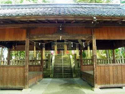 三木城 上の丸稲荷神社
