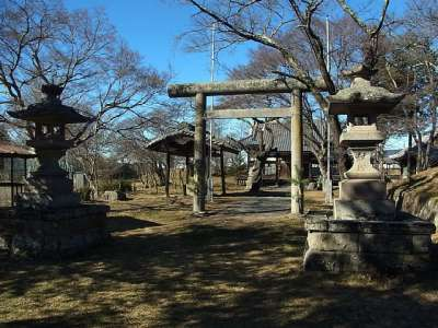 龍岡五稜郭 田口招魂神社