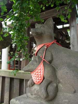浅間神社 被官稲