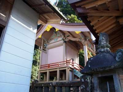 福瀬神社(宮崎県日向市)