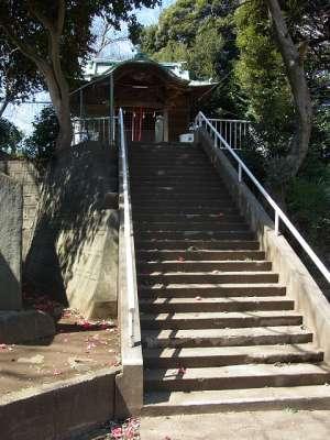 さいたま市 岩槻区 愛宕神社
