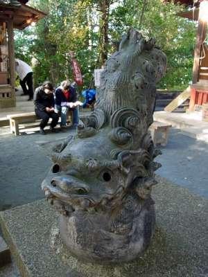 剣柄稲荷神社(宮崎県国富町)