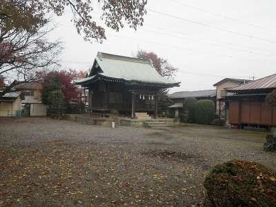 野火止若宮八幡 (埼玉県新座市)