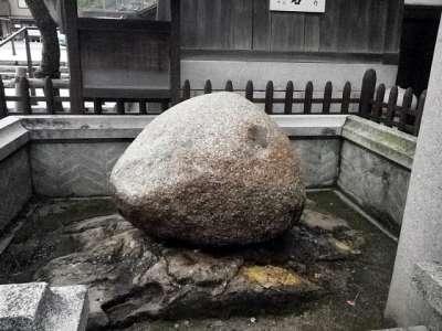 道後温泉 本館 玉の石