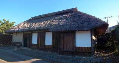 旧上野家住宅(静岡県伊豆の国市 蛭ヶ小島公園)