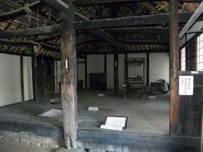 旧上野住宅(静岡県伊豆の国市 蛭ヶ小島公園)