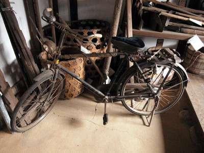 三鷹の水車農家 しんぐるま 自転車