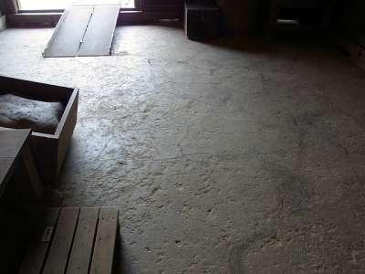 旧松澤家住宅 土間
