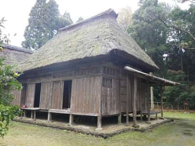 宮崎総合博物館古民家園