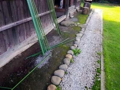 土支田農業公園 古納屋