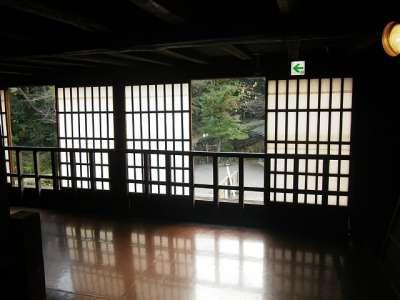 川崎市立 日本民家園 山下家 二階展示室
