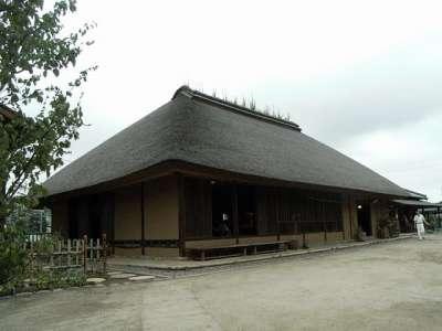 新倉ふるさと民家園(埼玉県和光市)