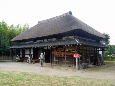 旧和井田家住宅 (東京都足立区) 母屋