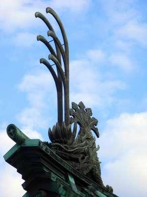 湯島聖堂_鴟尾《しび》