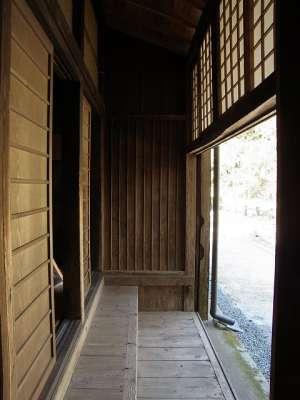 二見家住宅(宮崎県宮崎市) ゲンカン