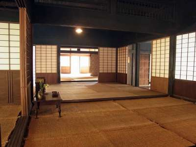 二見家住宅(宮崎県宮崎市) イタノマ