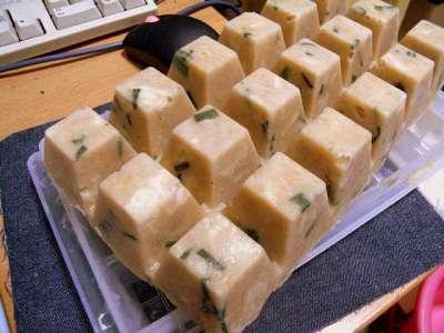 味噌汁キューブ