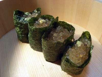 タピオカ寿司