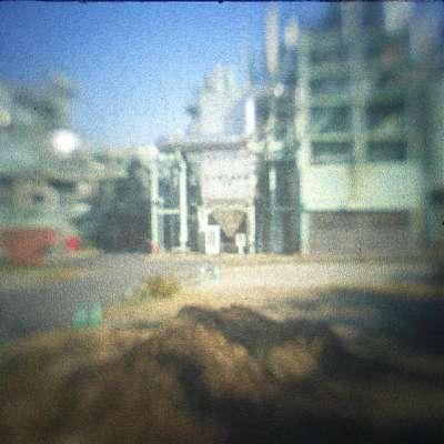 箱型カメラ+接写