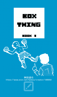 BOX THING cover
