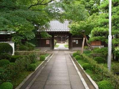 西明寺(神奈川県川崎市)