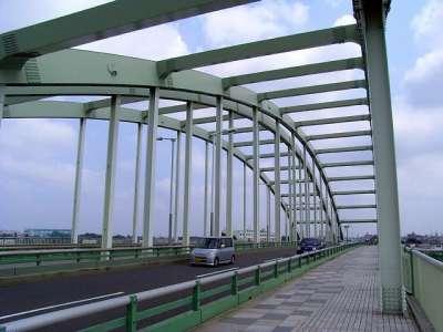 多摩川水道橋
