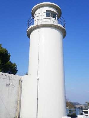 観音寺山公園 灯台