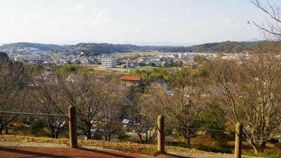 観音寺山公園 パノラマ