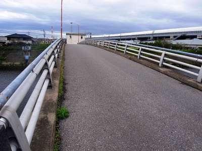 三郷放水路 二郷半橋