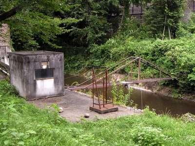 羽村導水ポンプ所