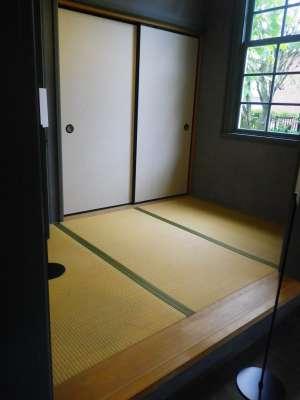 中村彝アトリエ記念館 きいの部屋