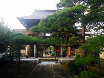 中道寺鐘楼門
