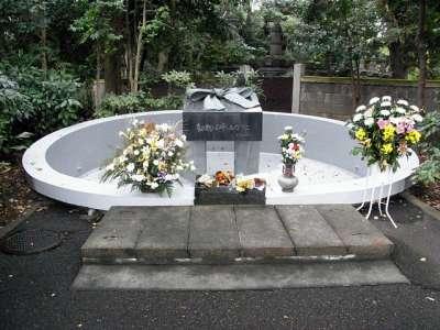 上野動物園 動物慰霊碑