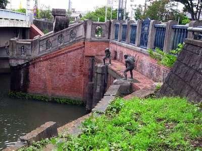 閘門橋(二郷半領猿又閘門)