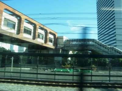 浜松町駅跨線橋