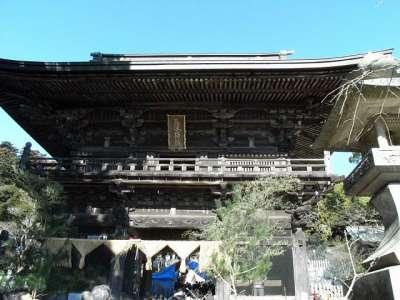 筑波神社 山門