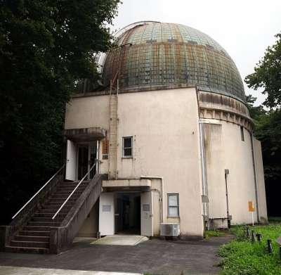 国立天文台三鷹キャンパス 大赤道儀室(天文台歴史館)
