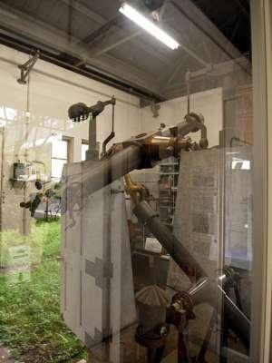 国立天文台三鷹キャンパス レプソルド子午儀