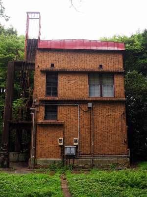 国立天文台三鷹キャンパス 旧図書庫