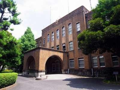 東京海洋大学 一号館(国登録有形文化財)
