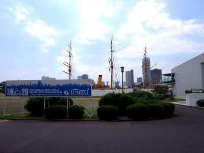 明治丸(東京海洋大学/江東区)